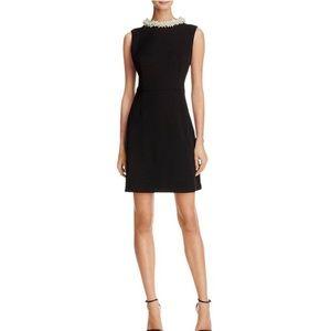 NWT Betsey Johnson  Pearl Collar Dress